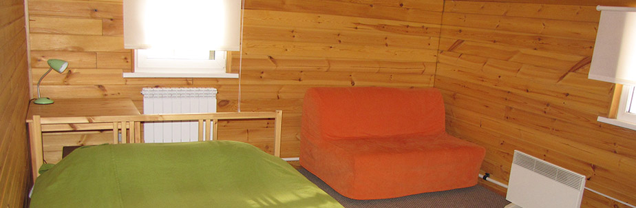 Book a room in Altai in Manzherok