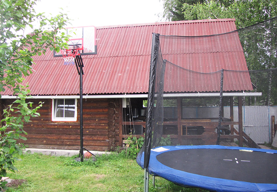 Accommodation on Altai in Manzherok
