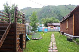Спорт Дом Манжерок Алтай