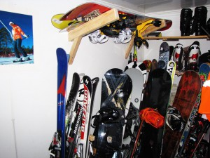 Как подобрать для себя горные лыжи и сноуборд