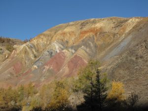 Марсовые поля Алтай Altai