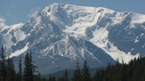 Горный Алтай зима