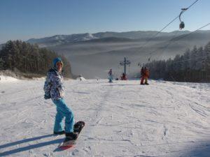 зима Алтай