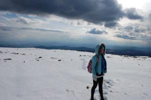 Сарлык Алтай зима